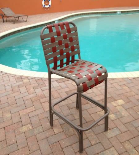 Aluminum Bar Chairs