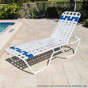 patio chaise lounge. C-140B_Vinyl_Strap_14in_Armless_Chaise_Lounge Patio Chaise Lounge