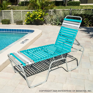 C-200 20-Inch High Pool Chaise Lounge