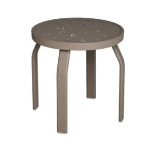 PTW18 18-in. Round Aluminum Side Table
