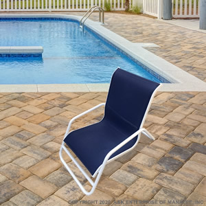 SC40 Sling Sand Chair