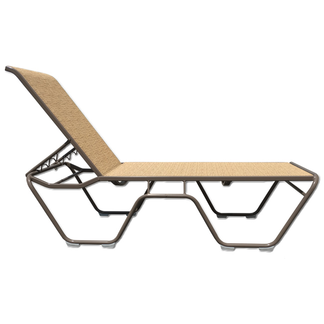 Sc160 16 Inch Sling Chaise Lounge Commercial Grade Pool