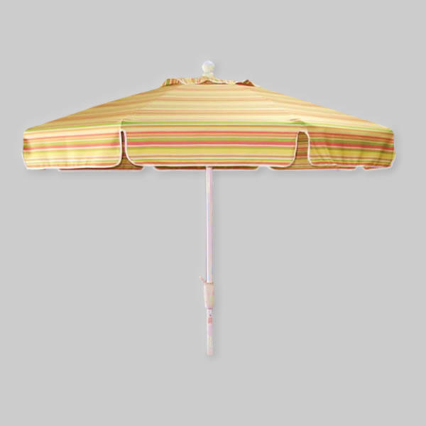 Vented Garden Umbrella - 7 ft.
