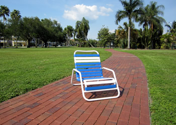 commercial grade beach and pool chair